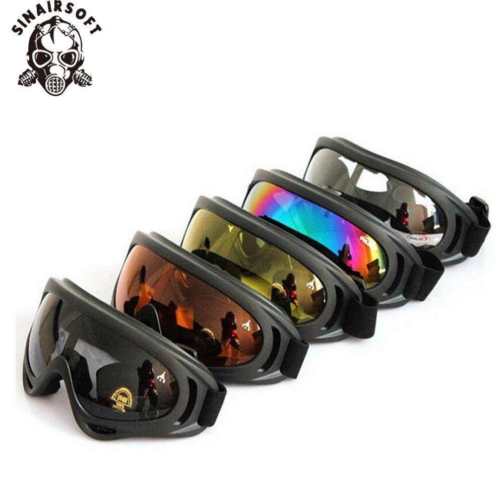 Gafas de sol desierto, gafas tácticas USMC, equipo militar de Paintball, protección ocular para gafas Airsoft X400 UV400