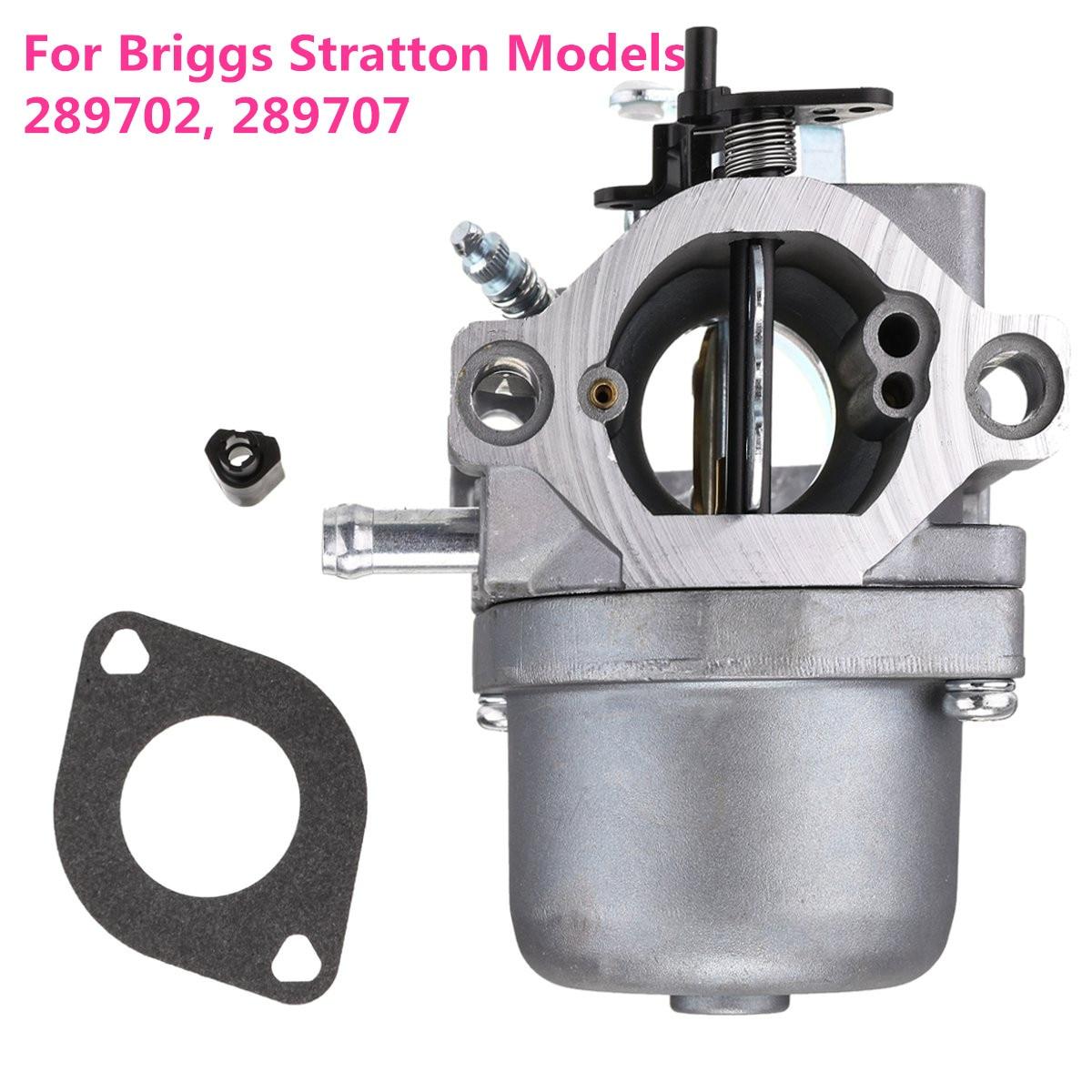 Carburador Carb Para Briggs & Stratton 799728 498027 498231 499161 799728 289702