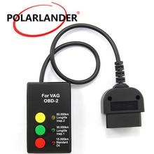 OBD2 Scanner Auto auto diagnose werkzeug OBD 2 Öl Service Inspektion Reset Tool Diagnose Kabel Stecker