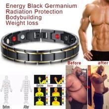 Thérapie magnétique Cellulite minceur Bracelet santé minceur Bracelet gros brûleur traitement magnétique Adelgazar Anti Cellulite
