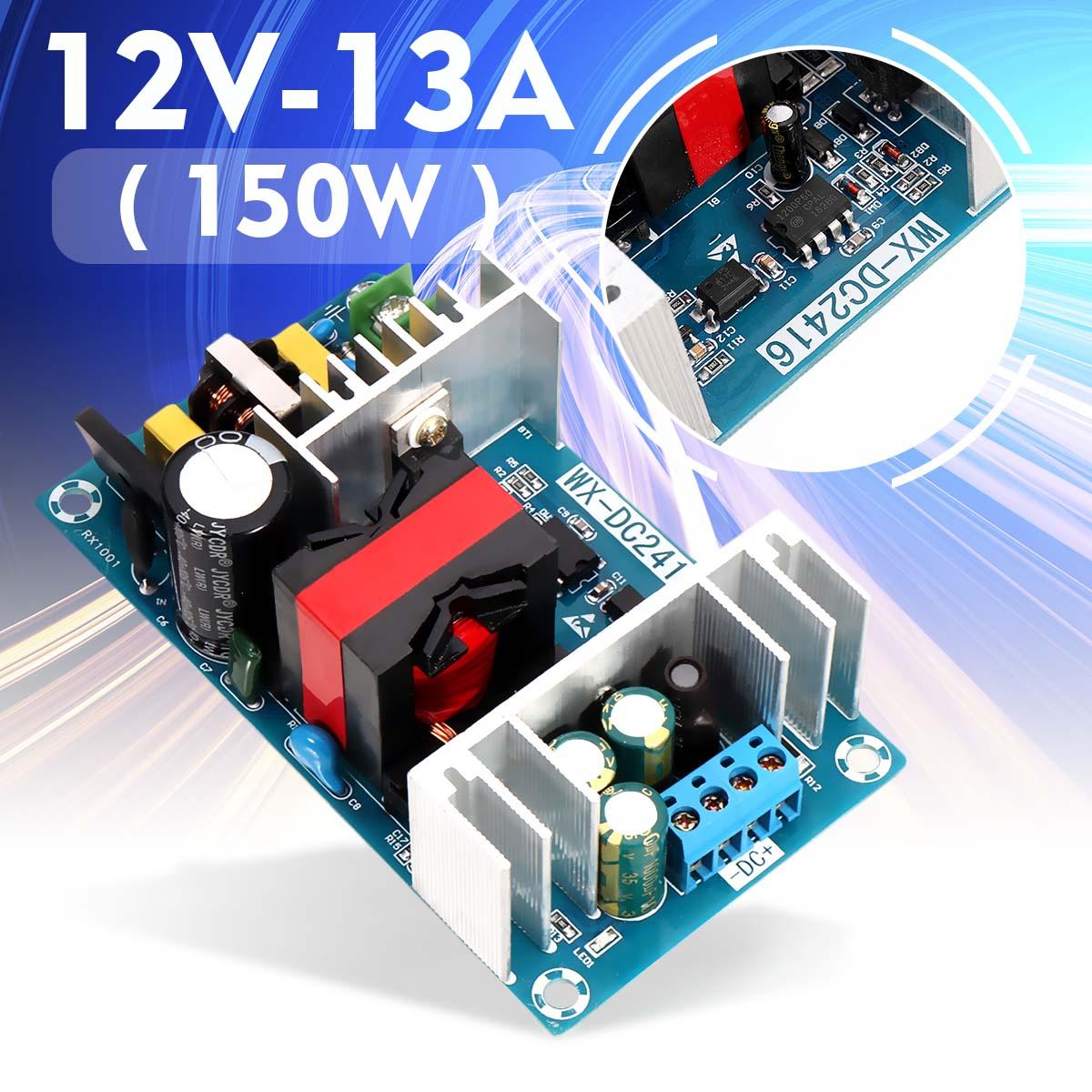 Módulo de fuente de alimentación de conmutación DC 12 V 13A 150 W módulo de alimentación aislado módulo de potencia AC-DC