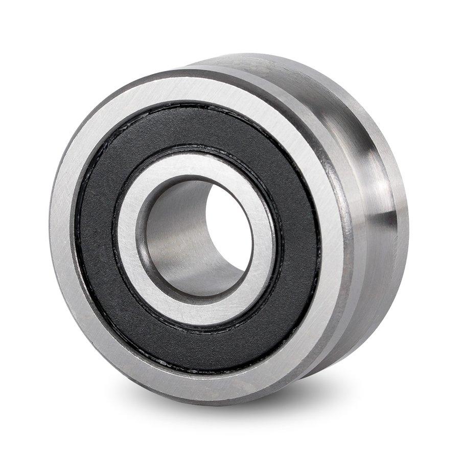 10PCS LFR5207 LFR5207-30 Angular Contact Track Roller Bearing 30x80x29mm LFR5207-30-2RS LFR5207-30-ZZ