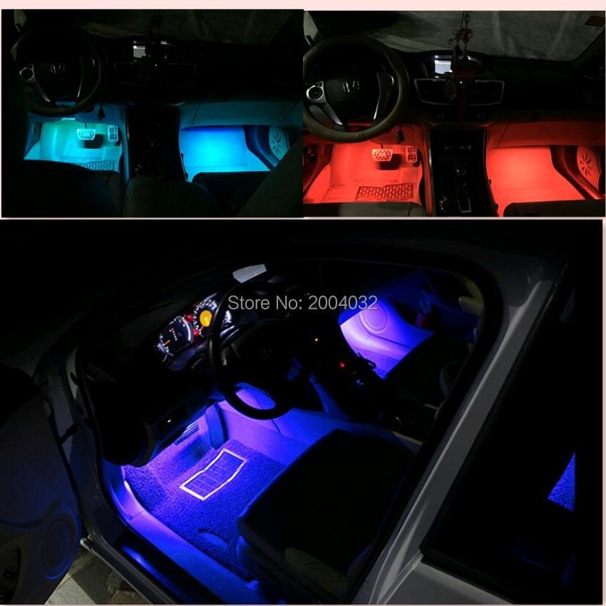Car interior atmosphere light strip for Subaru Impreza Spoiler Forester XV Legacy B4 Outback Sti Tribeca Wrx Brz