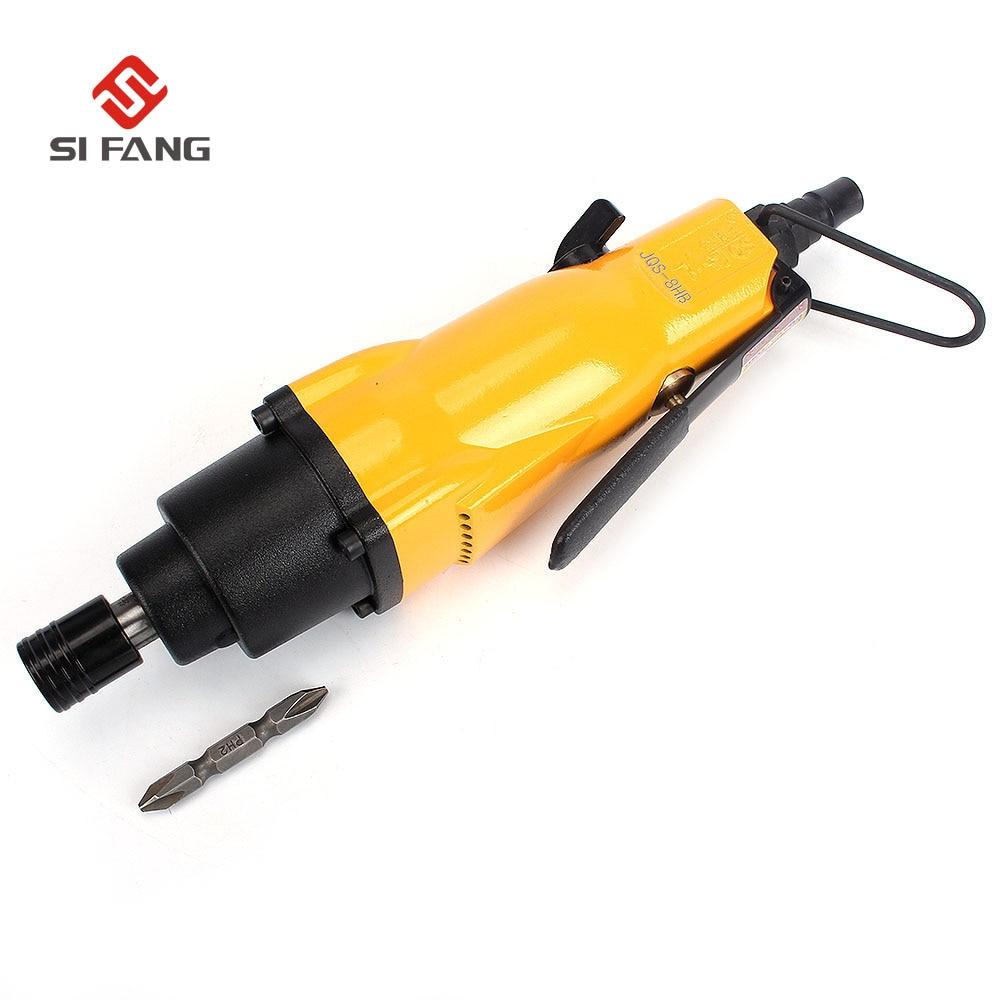 1/4'' Pneumatic Screwdriver Industrial Professional Air screw driver 9000 RPM Adjustable Speed