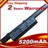 OEN – batterie pour ordinateur portable 10.8V 5200mAh pour ASUS K93 K93S K93SV A42-K93 A32-K93 A93 A95 K95