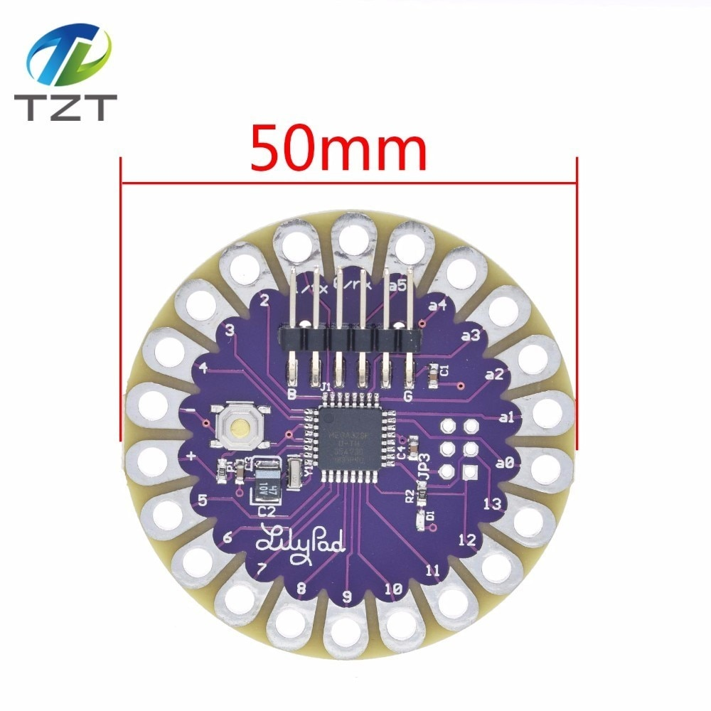 LilyPad 328 Tablero Principal ATmega328P ATmega328 16M para Arduino