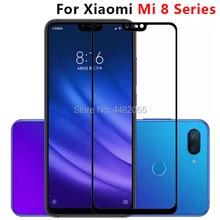 Protective Glass For Xiaomi Mi 8 Se Pro Lite Explorer Tempered Glas Case On The Ksiomi Xiomi Xiami X