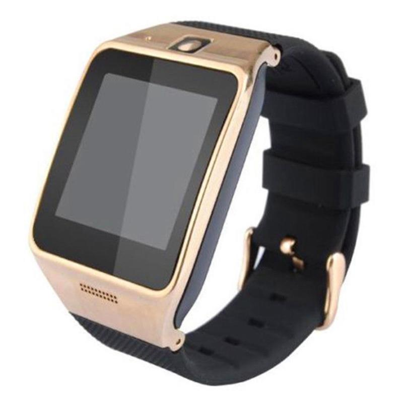 ALLOYSEED LG128 reloj inteligente para hombres soporte de llamadas manos libres FM Radio SIM tarjeta TF NFC Bluetooth cámara de música reloj de pulsera reloj inteligente