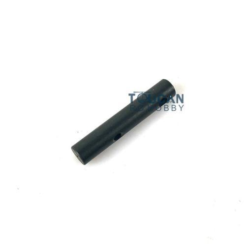 Capo 1/8 RC Eje del engranaje de Metal AX3 para JKMAX Rock, modelo de oruga, TH05058-SMT2 de repuesto para coche DIY