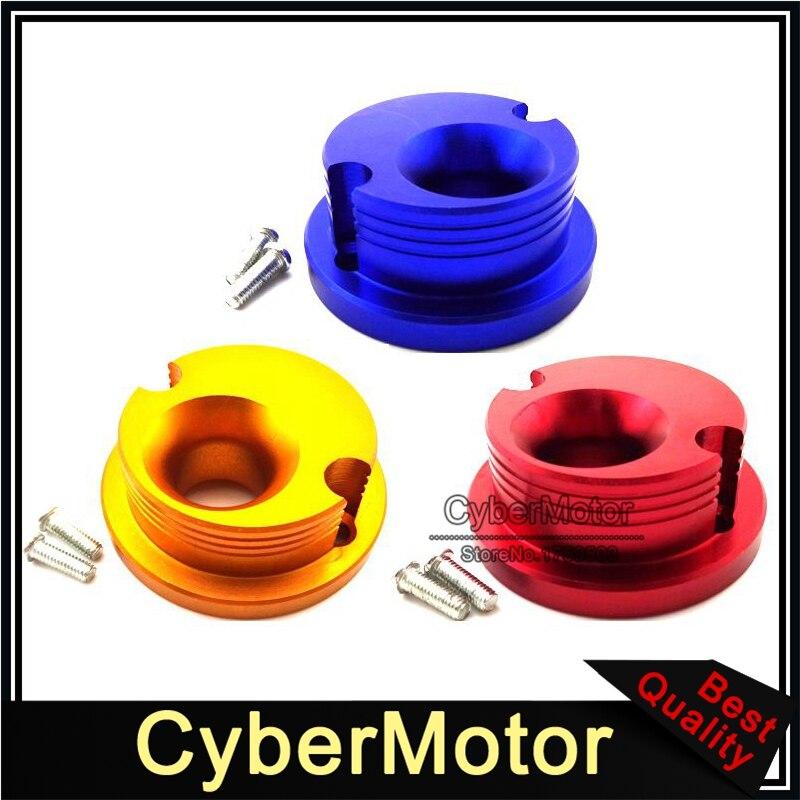 Adaptador de filtro de aire de aleación CNC pila de velocidad para motor 47cc 49cc carburador Mini Moto Dirt Pocket Bike ATV Quad