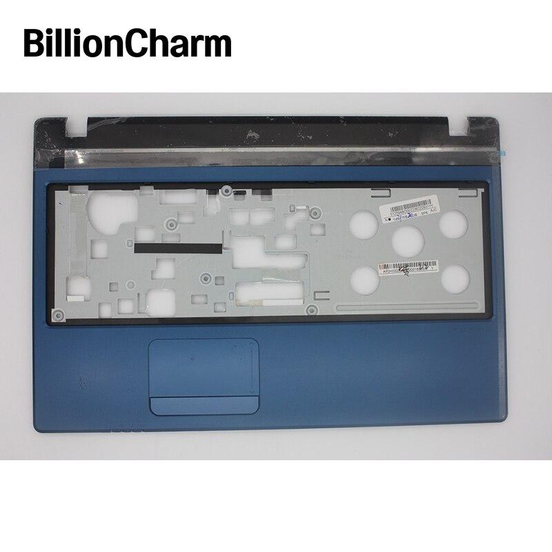 BillionCharm portátil inferior para Acer Aspire 5750 5750g 5750z 5750ZG 5750S Base inferior de la cubierta de la Caja No Touchpad módulos