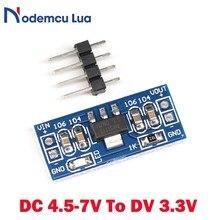 AMS1117 DC 4.5v - 7v to 3.3V Power Supply Module AMS1117 DC 3.3V Power Module AMS1117-3.3V