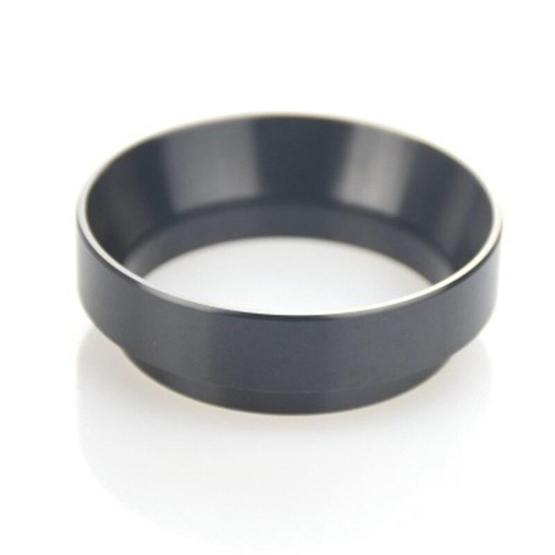 58 мм алюминиевая интеллектуальная эспрессо кофе Дозирующее кольцо Воронка пивоварения чаша кофе порошок для портафильтра эспрессо