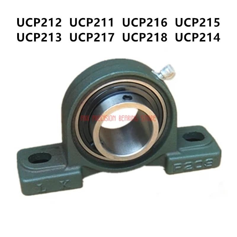 2019 Горячая продажа Лимитед Подушка блок подшипника вставка и корпус вертикальный Ucp212 Ucp211 Ucp216 Ucp215 Ucp213 Ucp217 Ucp218 Ucp214