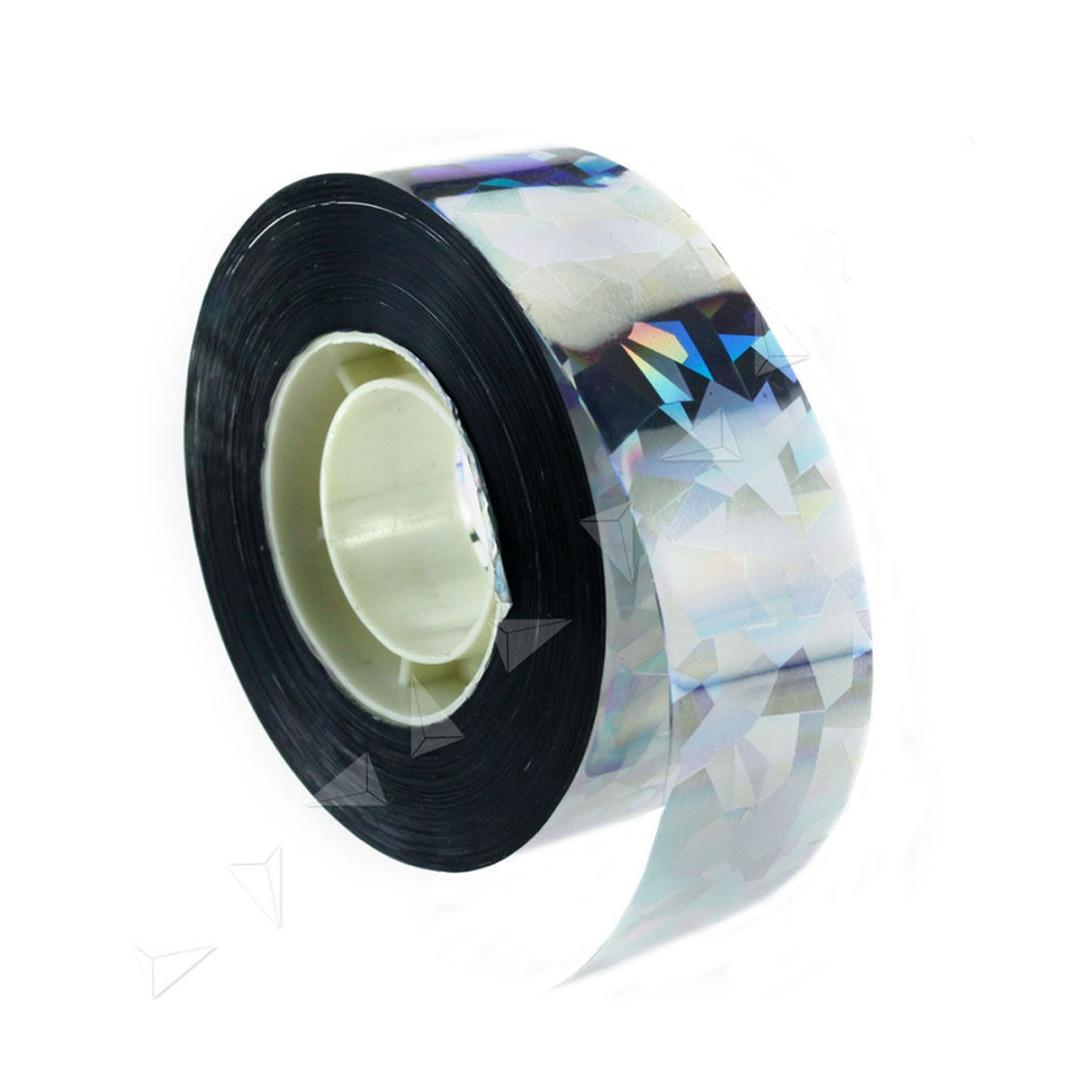 Cinta para ahuyentar aves, diseño repelente holográfico, cinta reflectante de doble cara, cinta disuasoria de Flash Bird