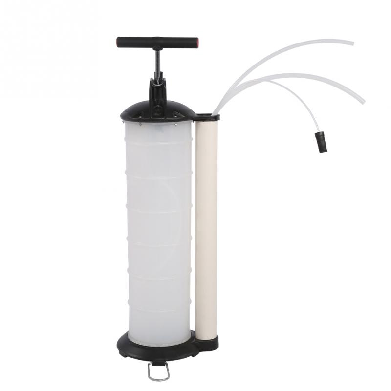 Bomba de extracción Manual para coches de 7L, bomba de succión de agua y aceite residual, bomba de extracción de líquido al vacío