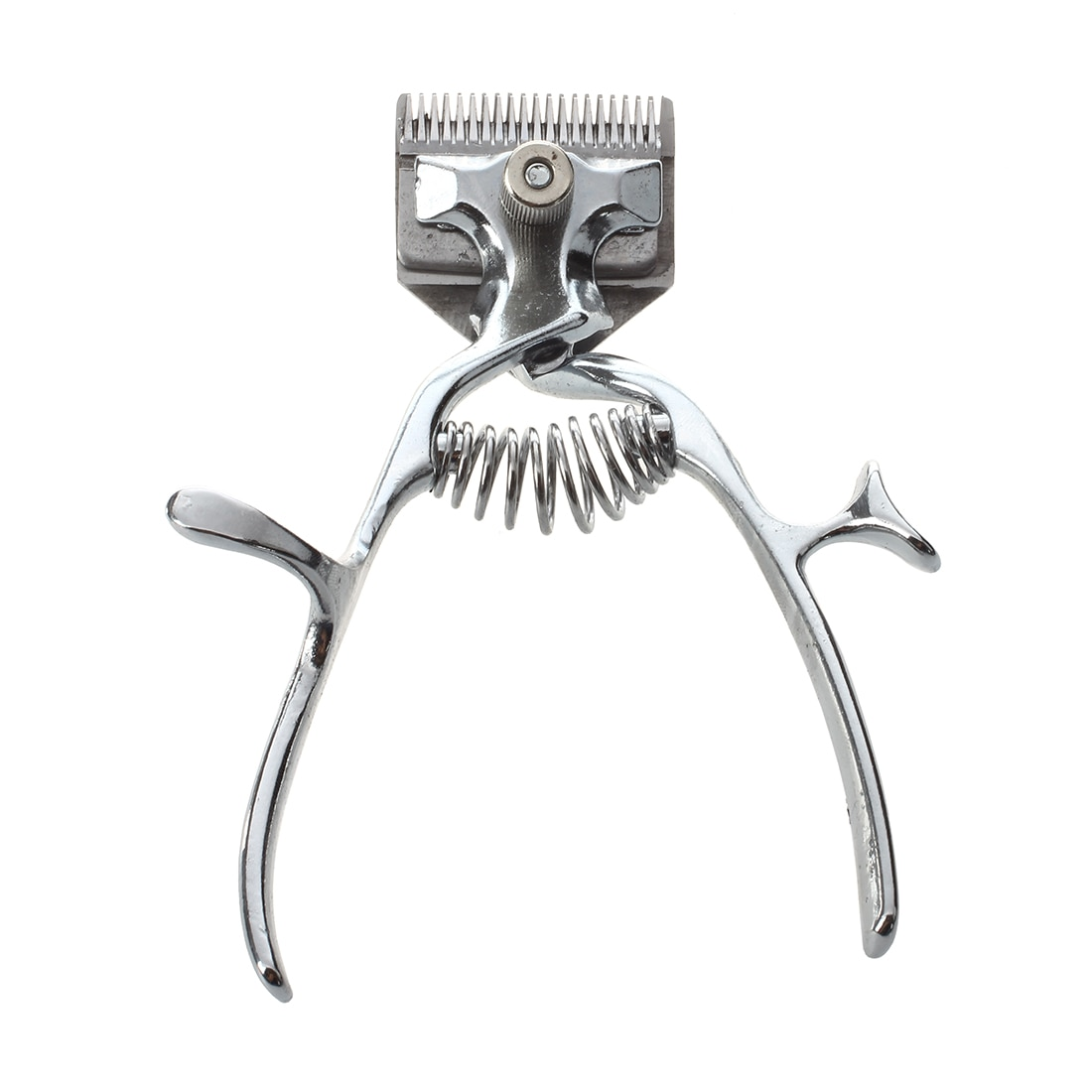 Cortadora de pelo Manual de Moda Antigua, cortadora de pelo no eléctrica de poco ruido