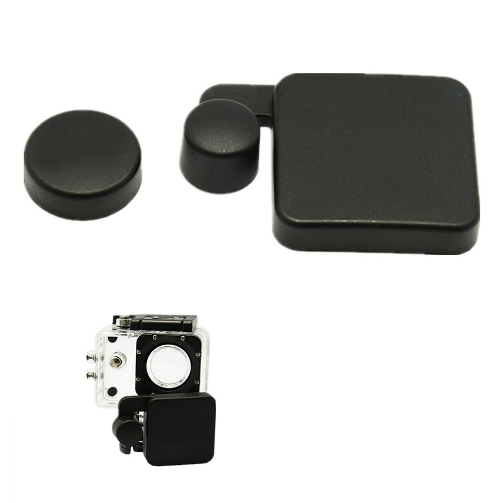 Профессиональная спортивная камера SJCAM аксессуары SJ4000 крышка объектива и бленда Совместимость с SJ4000 WIFI объективом камеры