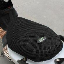 MOTOWOLF-housse de siège 3D   Protection solaire pour moto et Scooter, protection contre le soleil, protection contre la chaleur du Scooter