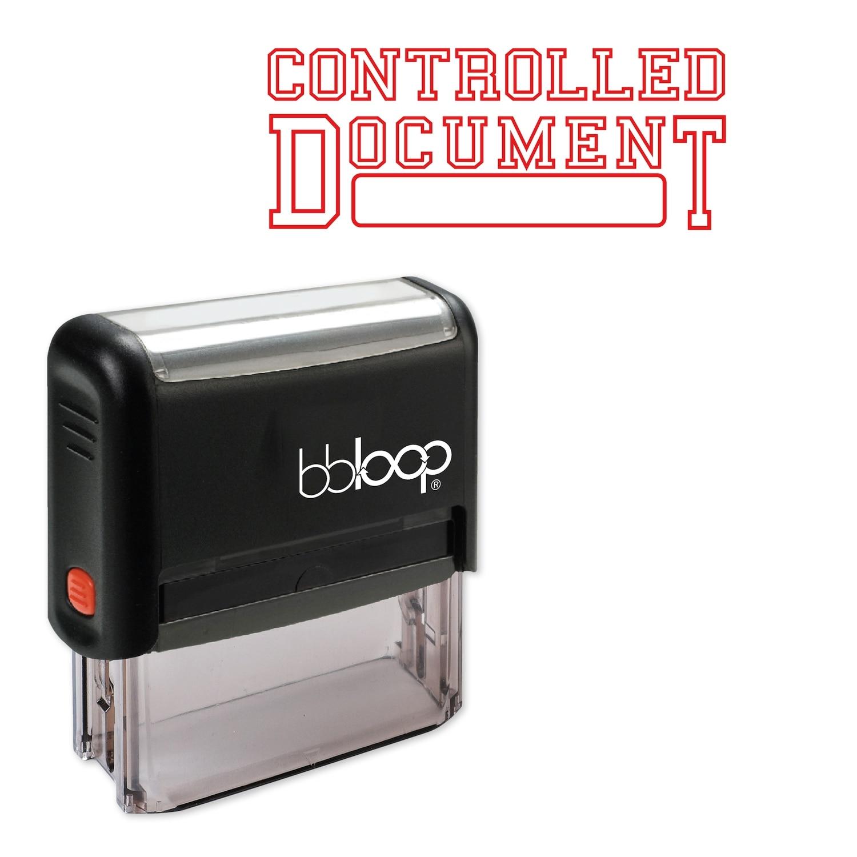 Bbloop controlado w/La Fuente de estilo y diseño de la auto-tinta
