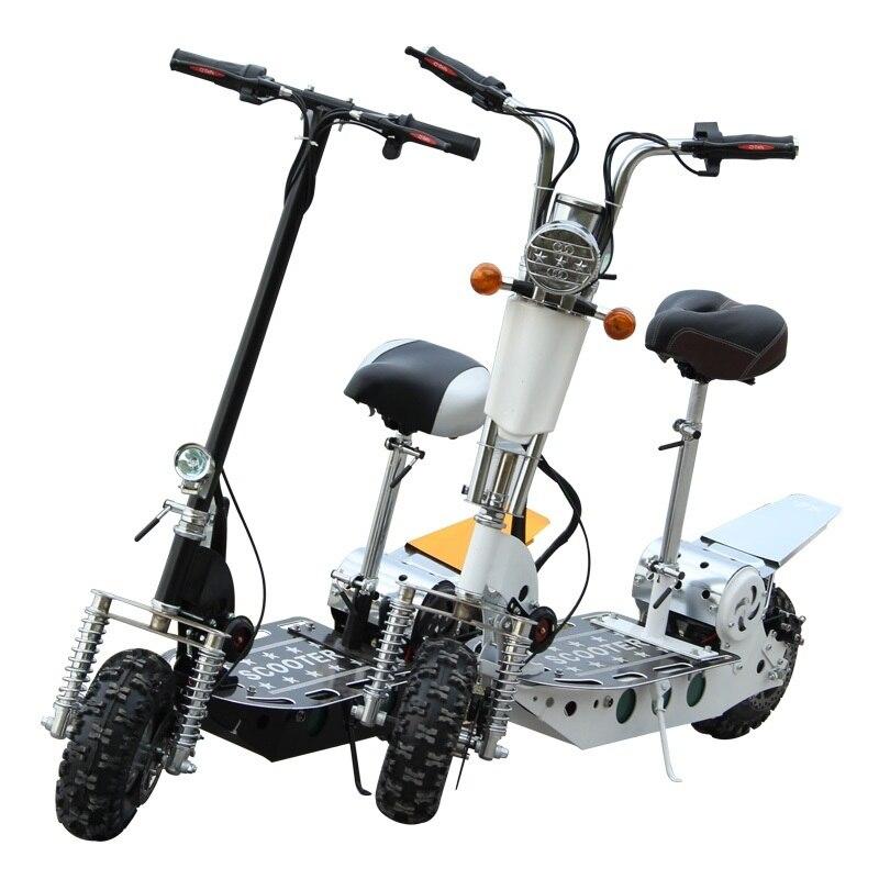 Vehículo de patinaje, vehículo de entretenimiento, gran surf, Mini Almacenamiento de batería, coche, Mini pliegue, paso A paso, tiempo de ocio Che Jun Jie