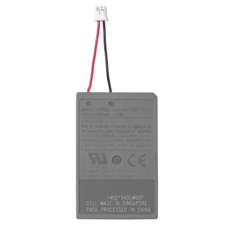 Запасной аккумулятор OSTENT для Sony PS4 Bluetooth, беспроводной двойной ударный контроллер первого поколения, CUH-ZCT1E, CUH-ZCT1U