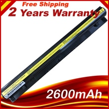 HSW 2600mAh laptop batterie für Lenovo G40-30 G40-45 G40-70 G40-70M G50 G50-30 G50-45 G50-70 G50-70M L12M4E01 L12S4A02