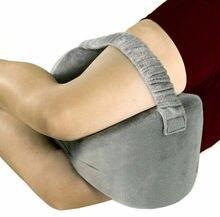 Speicher Schaum Knie Kissen Bein Kissen Side Sleeper Körper Reise Unter Knie Schlaf Getriebe Ischias Schmerzen Relief Zurück Support5