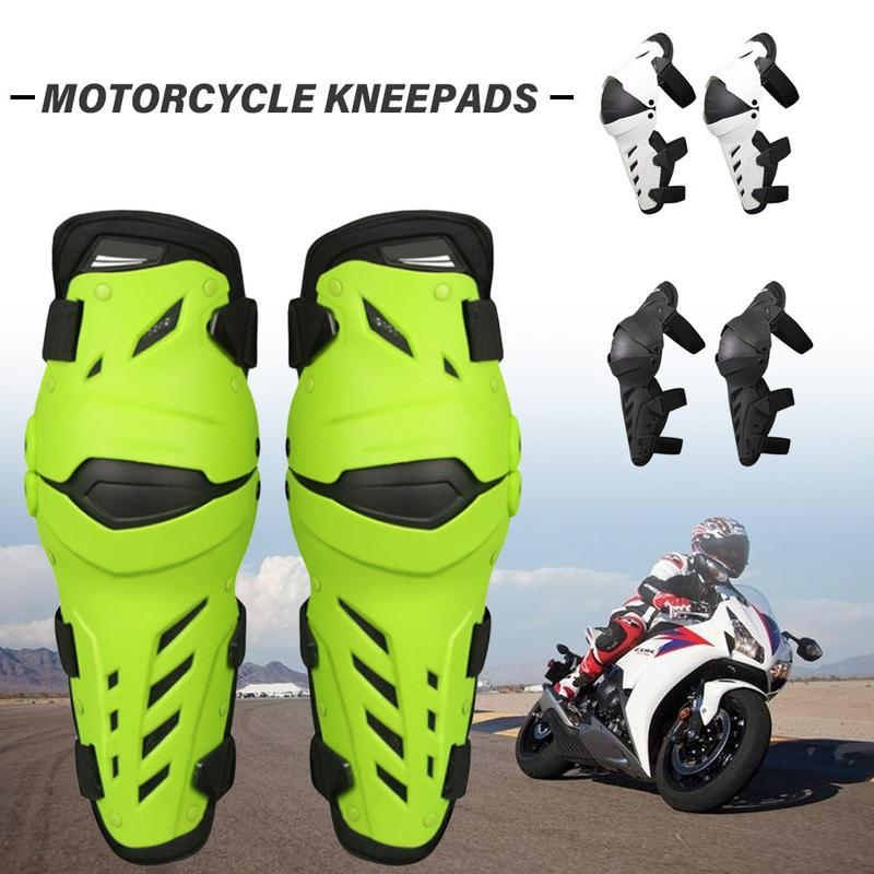Protective Motorbike Kneepad Motocross Motorcycle Knee Pads MX Protector Racing Guards Off-road Elbow Protection
