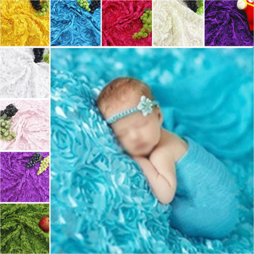 Recién nacido, niño, niña, bebé, envoltura de disfraz para foto, accesorios de fotografía, manta, atuendo, nueva fotografía de bebé, manta rosa, accesorios de fotografía