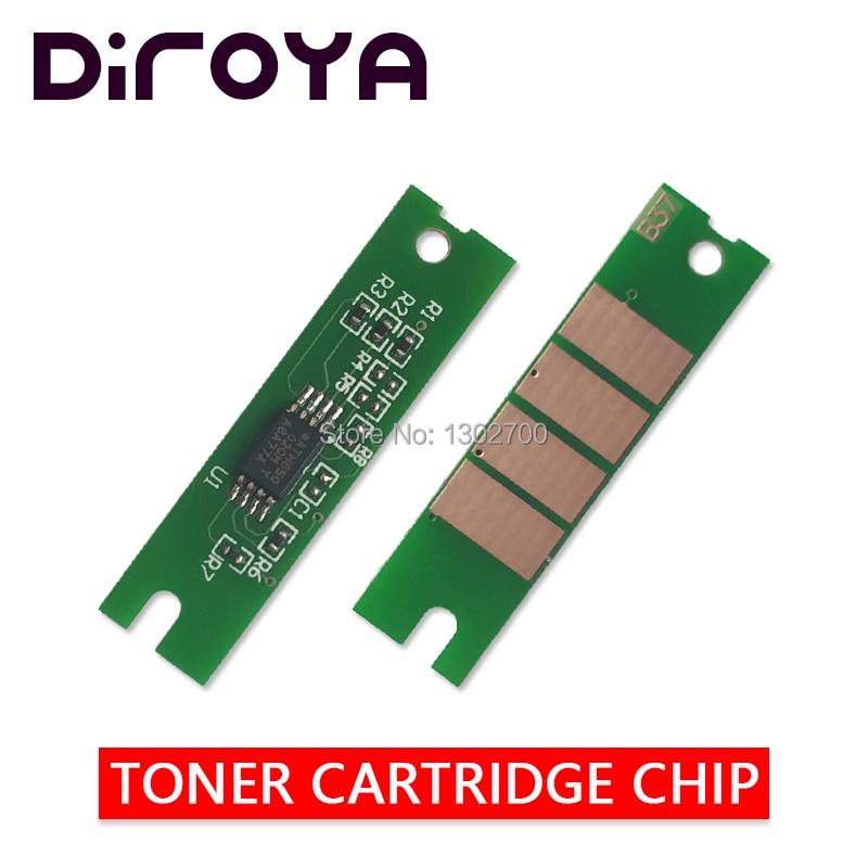 10 pcs 7 k SP330 408283 Chip Do Cartucho de Toner Para Ricoh SP 330 330 H 330DN 330SN 330SFN SP330SFN SP330DN SP330SN impressora de reposição de energia