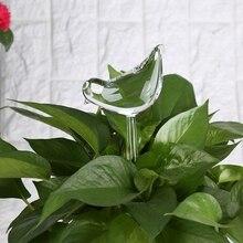 Haus/Garten Zimmerpflanze Blume Wasser Glas Tropf Bewässerung Gerät Selbst Bewässerung Glas Vogel Garten Automatische Selbst Bewässerung Gerät