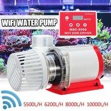 SUNSUN-pompe à eau à grand débit JDP   Pompe à eau WiFi contrôlable DC pour Aquarium réservoir de poissons, pompe de Circulation pour Aquarium récif marin, Kio étang