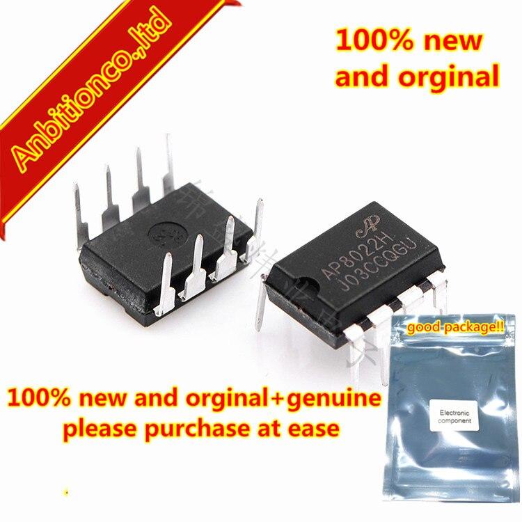 3 pcs 100% original novo AP8022 AP8022H DIP8 em estoque