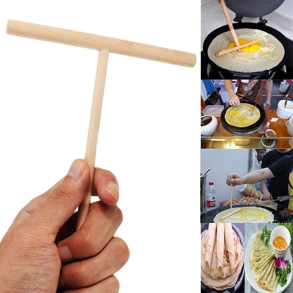 Fabricante chino de crepé, distribuidor de madera, palo de tortitas, herramienta de cocina para el hogar, Bar, suministros, Kit de herramientas, Gadget de bricolaje S3