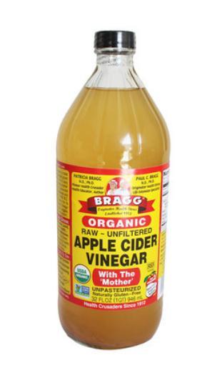 United States original import Bragg organic apple cider vinegar /473ml