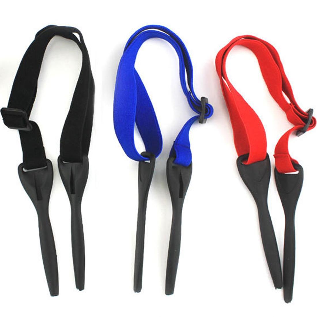 Eyewear Lanyard Holder Anti Slip Strap Nylon Glasses Strap Neck Cord 1Pcs Adjustable Sunglasses Eyeglasses Rope Accessory