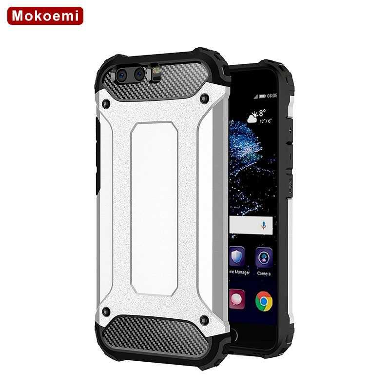 Carcasa Mokoemi de hierro a prueba de golpes de 5,1 pulgadas para Huawei P10, carcasa para Huawei P10, funda para teléfono móvil