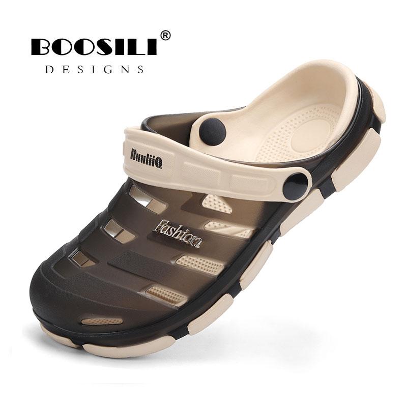 2020 nueva llegada oferta especial deslizantes Pu-Sandalias Sapato femenino Boosili chico grande calzado para jardín de estilo de niña Sandalias