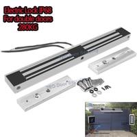 280KG Electric Lock IP68 Outdoor Double Door Anti-Fire Door Lock for Two Doors House Office Lock Fireproof Door Maglocks