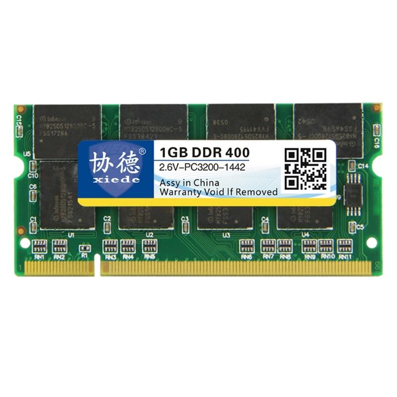 Модуль оперативной памяти для ноутбука Xiede Ddr 1 ГБ Ddr1 200Pin Dimm для ноутбука