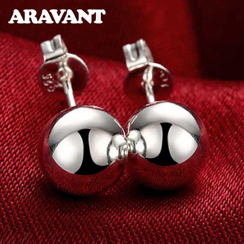 Серебряные-серьги-гвоздики-из-бисера-925-пробы-8-мм-10-мм-женские-гладкие-круглые-сережки-с-шаром-модные-серебряные-ювелирные-изделия