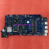 genuine cn 05cprv 05cprv 5cprv bkd40 la d821p w i5 7200u laptop motherboard mainboard for dell inspiron 7560 notebook pc