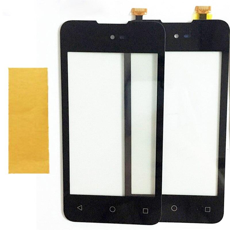 4-дюймовый сенсорный экран для Micromax Bolt D303 сенсорный экран дигитайзер Передняя стеклянная сенсорная панель