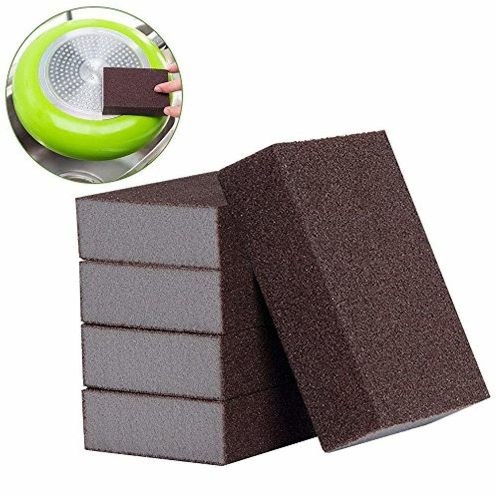 Sponge Magic Brush Removing Rust Kitchen Washing Cleaner Tool Multifunctional Sponge Cleaning недорого