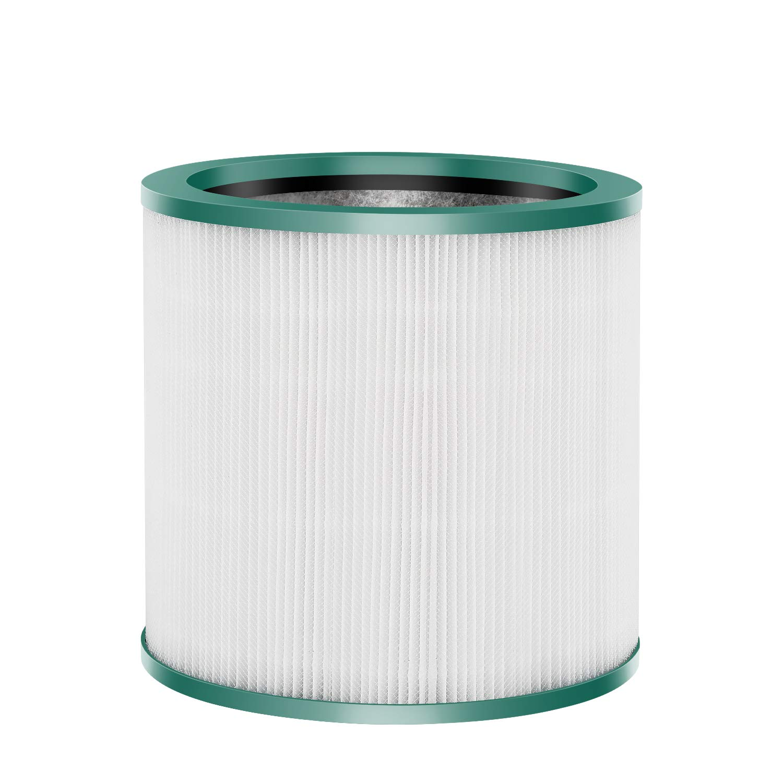 TOD-filtro de reemplazo Compatible Dyson puro genial enlace Tp02 Tp03 Dyson Torre purificador de