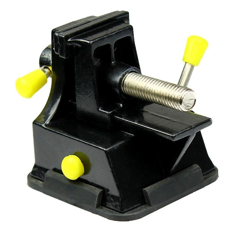 Alicates de ventosa actividad mini banco de mesa abrazadera fija de cama de aleación de aluminio herramienta doméstica accesorio de grabado clip de grabado