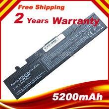 Laptop Battery R580 AA-PB9NC6B For Samsung NP-R519 R530 RV408 NP-RV510