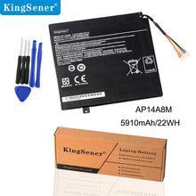 KingSener AP14A8M батарея Acer Iconia Tab 10 батарея Замена A3-A20 A3-A20FHD SW5-011 AP14A8M AP14A4M 5910mAh