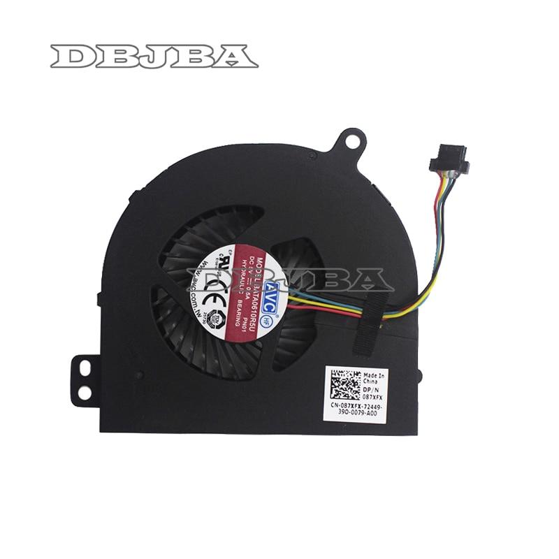 Nuevo ventilador de refrigeración para ordenador portátil Dell Latitude E5440 E5540 87XFX 087XFX
